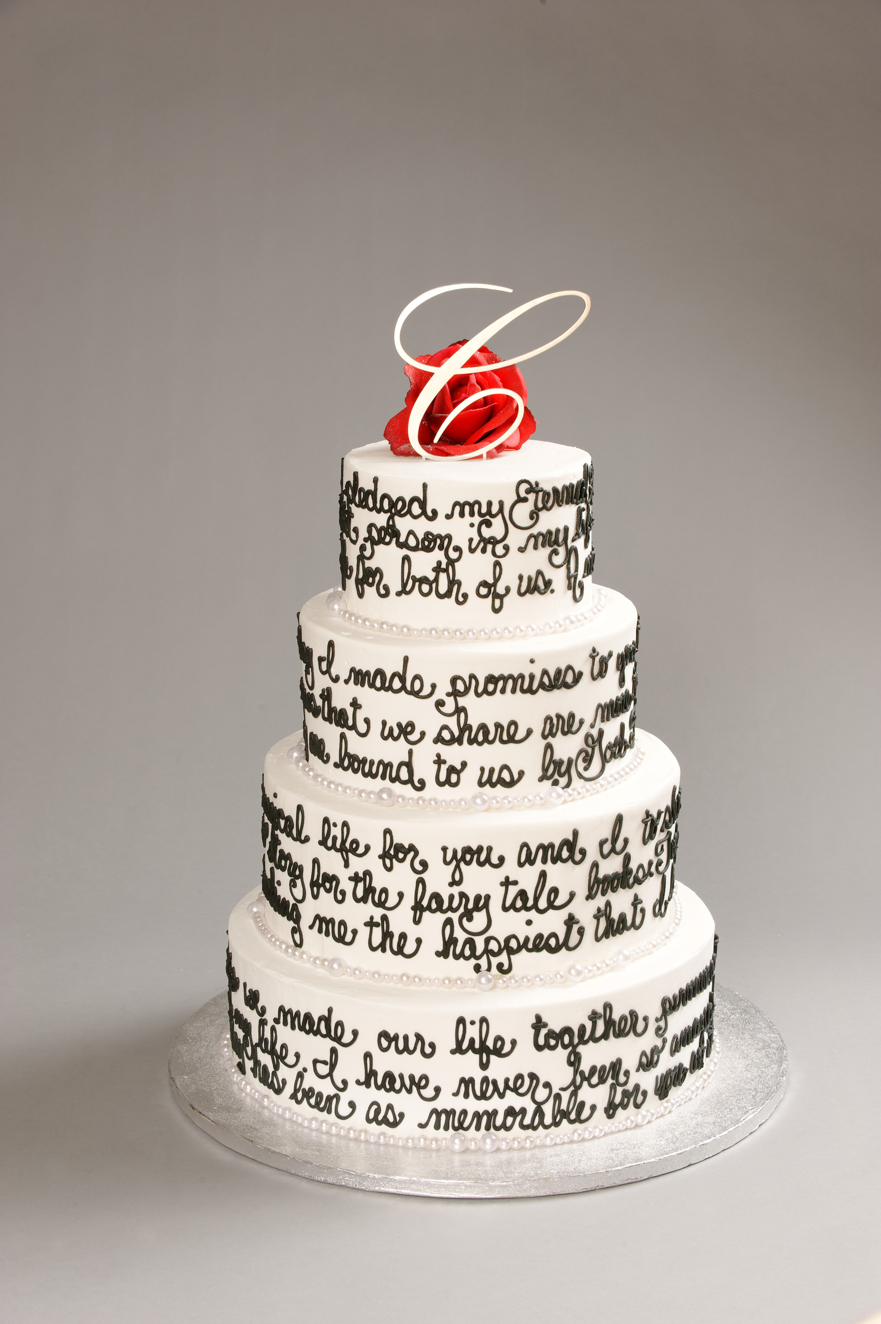 Pricing & Sizes Wichita Wedding Cakes Birthday Cakes Wichita Kansas ...